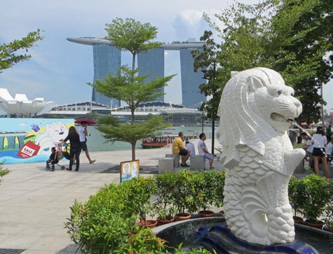 Singapore Tourist Information and Travel Guide