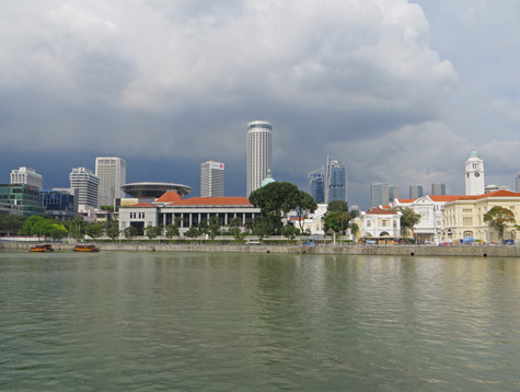 Civic District of Singapore